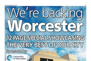 Why We're Backing Worcester