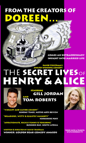 The Secret Lives of Henry & Alice by David Tristram