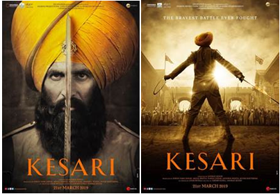 Akshay Kumar showcases 'the story of the bravest battle ever fought' like never before in 'KESARI'